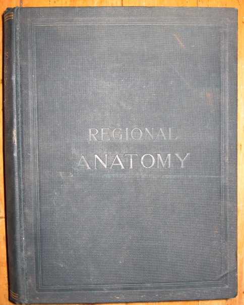 Image for Regional Anatomy in Its Relation to Medicine and Surgery.  Vol. II.  Third Edition