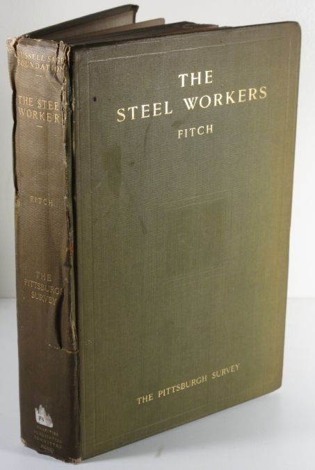 Image for The Steel Workers
