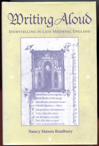 Image for Writing Aloud: Storytelling in Late Medieval England