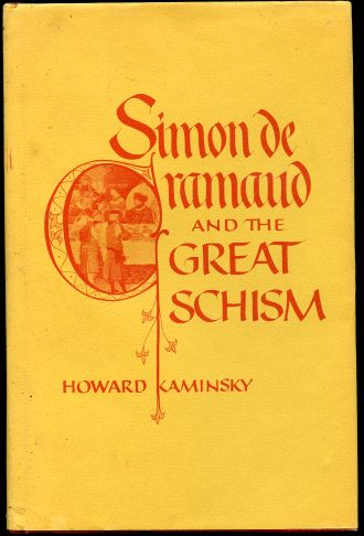 Image for Simon de Cramaud and the Great Schism