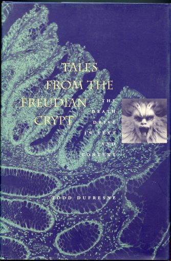 Image for Tales from the Freudian Crypt: The Death Drive in Text and Context