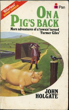 Image for On a Pig's Back : Life on a Small Farm