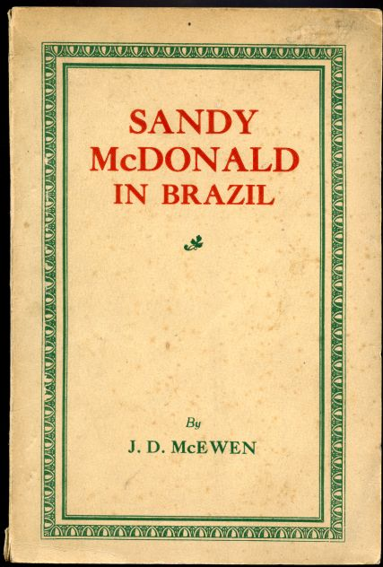 Image for Sandy McDonald in Brazil