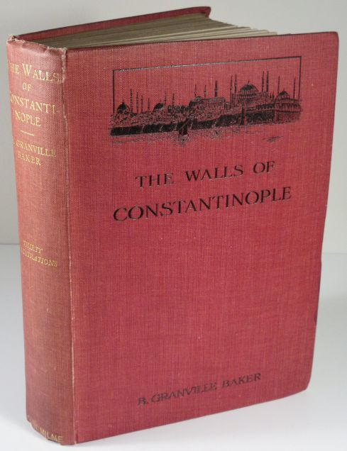 Image for The Walls of Constantinople