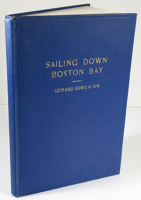 Image for Sailing Down Boston Bay With 5 Folding Maps