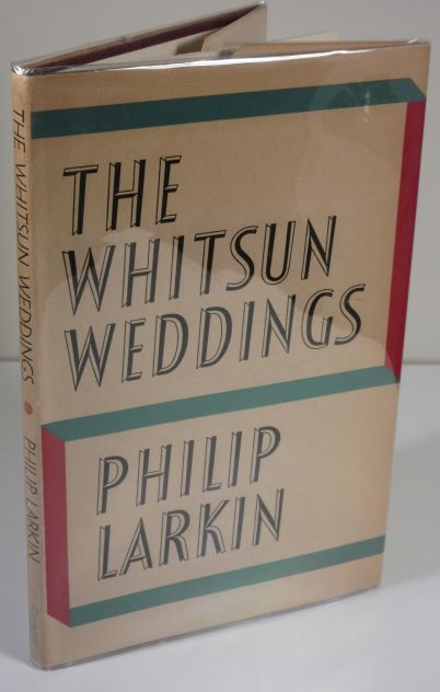 Image for The Whitsun Weddings First Edition, First Printing