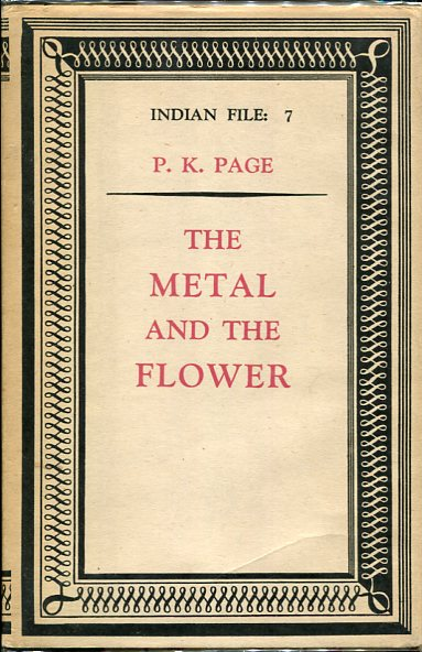 Image for The Metal and the Flower Indian File: 7. Association Copy: Wilfred Watson