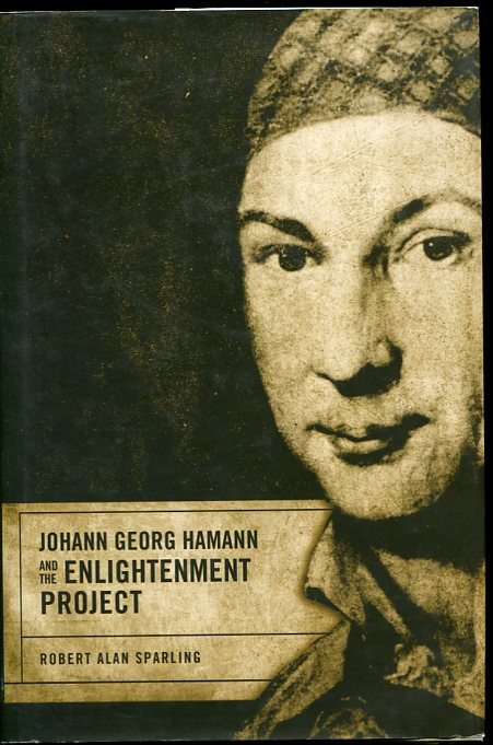 Image for Johann Georg Hamann and the Enlightenment Project
