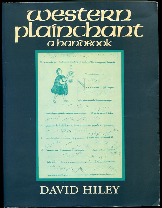 Image for Western Plainchant A Handbook