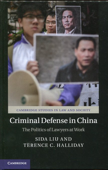Image for Criminal Defense in China The Politics of Lawyers At Work