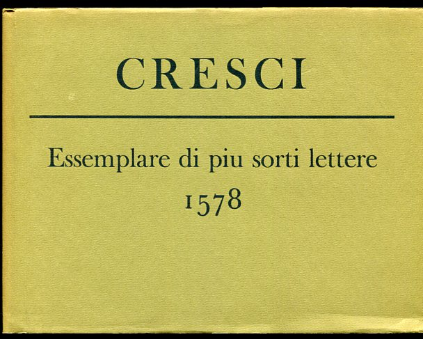 Image for Essemplare Di Piu Sorti Lettere;  Edited, with an Introduction and Translation