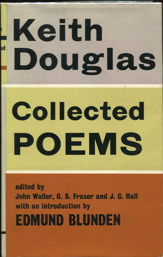 Image for Keith Douglas: Collected Poems