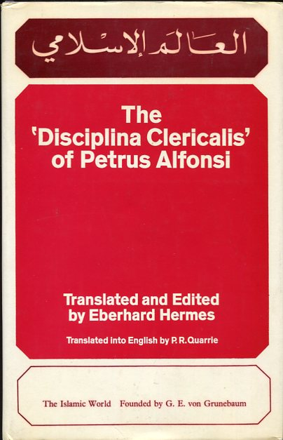 Image for The Disciplina Clericalis of Petrus Alfonsi Translated and Edited by Eberhard Hermes
