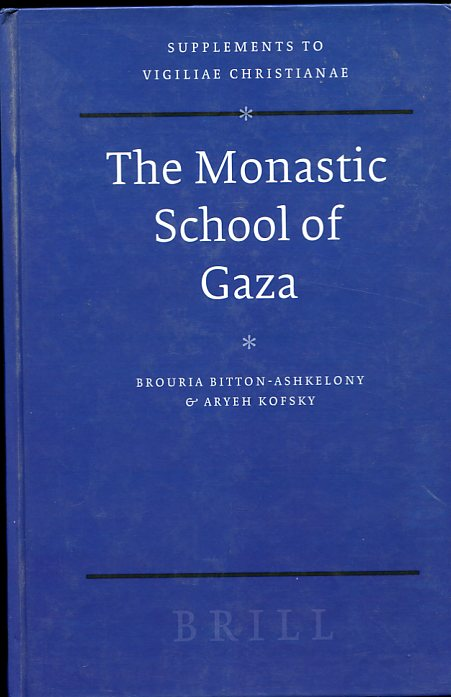 Image for The Monastic School of Gaza