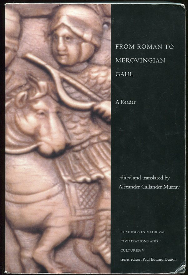 Image for From Roman to Merovingian Gaul A Reader