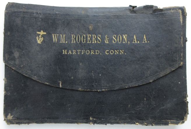 Image for Revised Price List. Wm. Rogers & Son A. A. Celebrated Electro Siler-Plated Ware,  Consisting of Knives, Forks, Spoons, Ladles, Casters, Cake-Baskets, Etc.