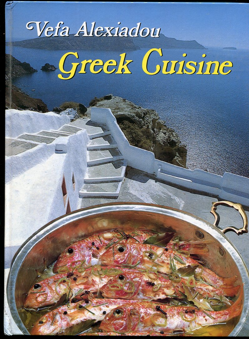 Image for Greek Cuisine Signed by the Author