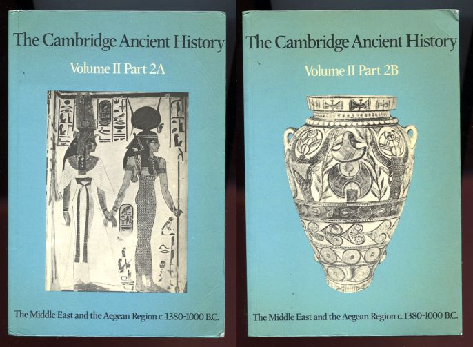 Image for The Cambridge Ancient History: Early History of the Middle East/Volume 1/Part 2A and 2B