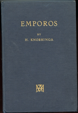 Image for Emporos Data on Trade and Trader in Greek Literature from Homer to Aristotle