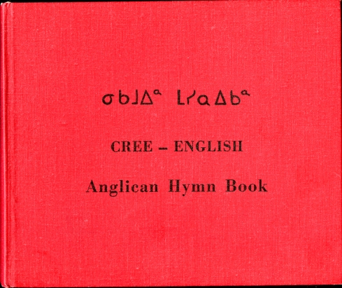 Image for Cree - English Anglican Hymn Book