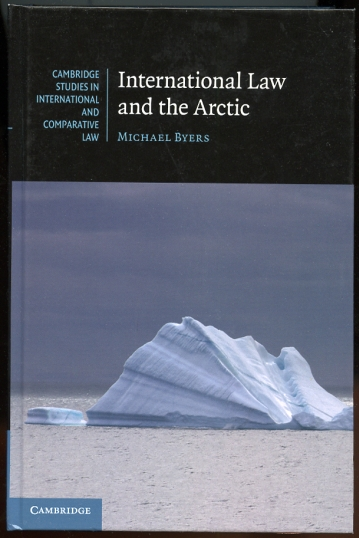 Image for International Law and the Arctic
