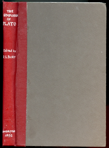 Image for The Symposium of Plato Edited with Introduction, Critical Notes and Commentary