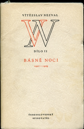 Image for Basne Noci 1921-1929