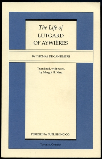 Image for The Life of Lutgard of Aywieres