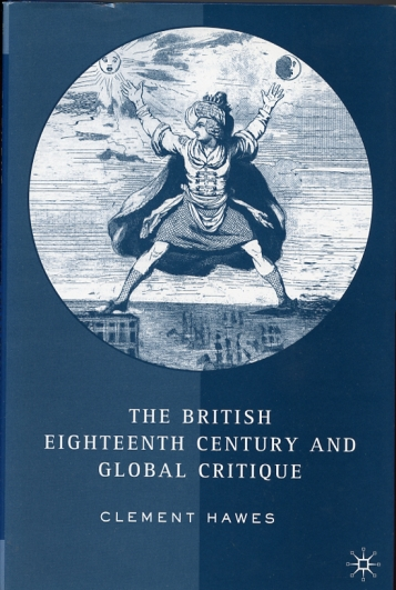 Image for The British Eighteenth Century and Global Critique