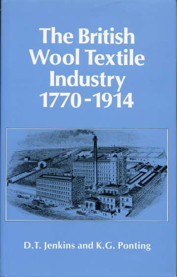 Image for British Wool & Textile Indstry