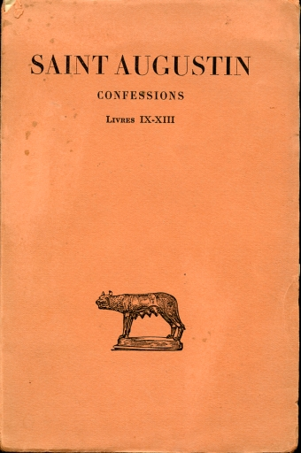 Image for Confessions. Livres IX-XIII. Tome II