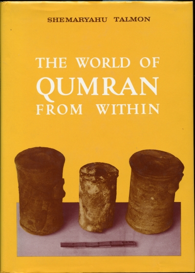 Image for World of Qumran from Within  Collected Studies