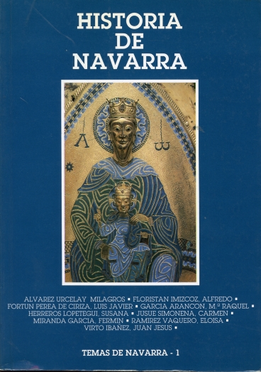 Image for Historia de Navarra   (Spanish Edition)
