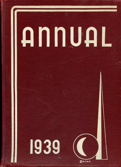 Image for The Annual. Class of 1939, Meriden High School
