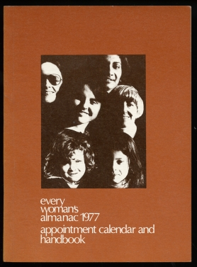 Image for Every Woman's Almanac 1977 Appointment Calendar and Handbook