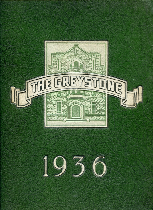 Image for The Greystone Volume X 1936
