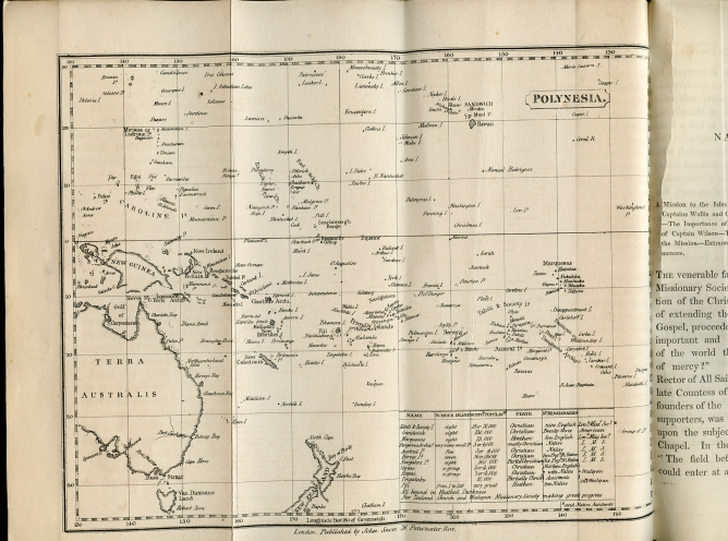 Image for A Narrative of Missionary Enterprises in the South Sea Islands;  With Remarks Upon the Natural History of the Islands, Origin, Languages, Traditions, and Usages of the Inhabitants. [Association Rev. George Cheyne]