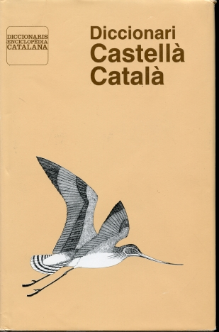 Image for Diccionari Castella-Catala (Catalan Edition)
