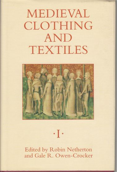 Image for Medieval Clothing and Textiles