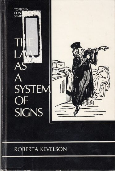 Image for The Law as a System of Signs