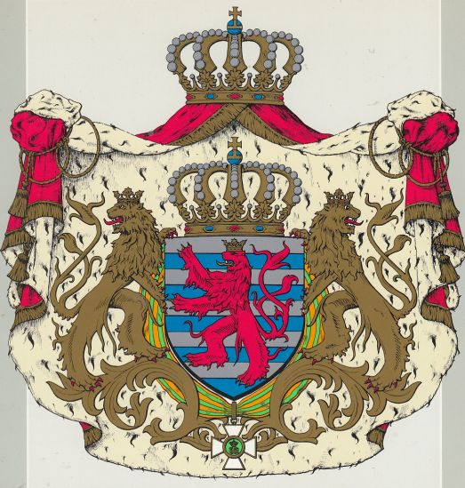 Image for Armorial Communal Du Grand-Duché De Luxembourg