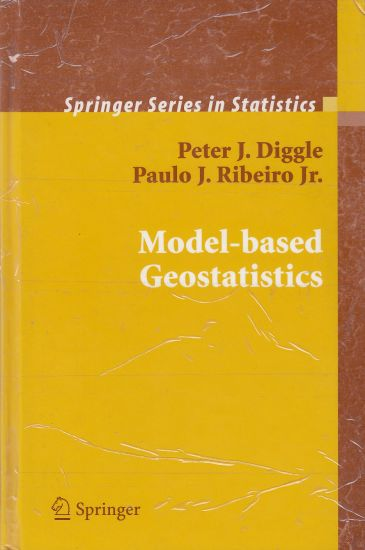 Image for Model-based Geostatistics