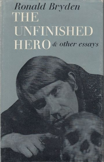Image for The unfinished hero, and other essays.