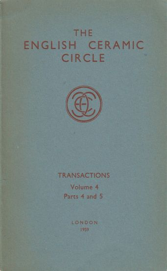 Image for The English Ceramic Circle Transactions: Volume 4, Parts 4 and 5
