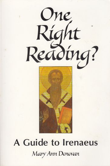 Image for One Right Reading?  A Guide to Irenaeus