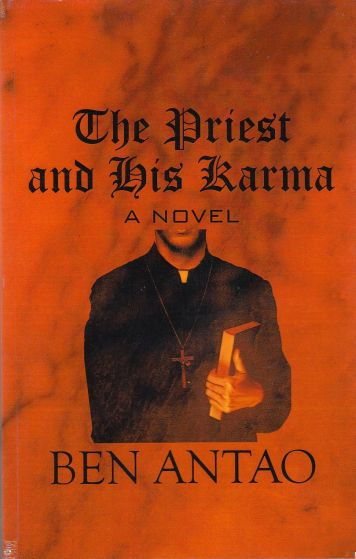 Image for The Priest and His Karma  A Novel