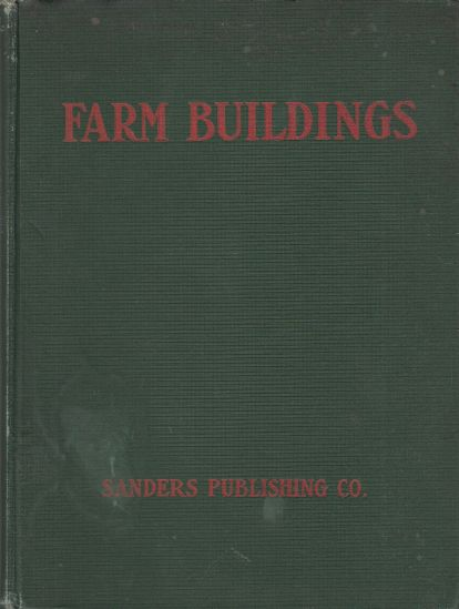 Image for Farm Buildings New and Enlarged Edition
