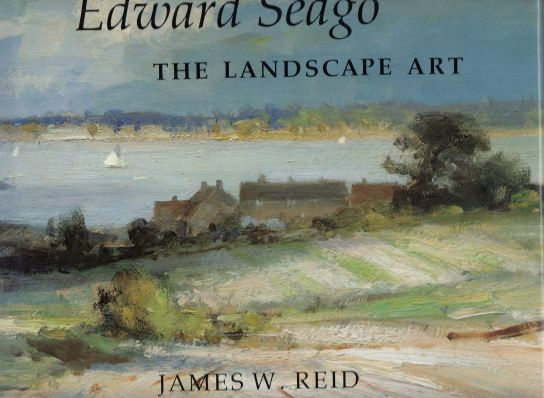 Image for Edward Seago  The Landscape Art