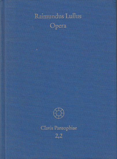 Image for Opera.  Reprint of the Strasbourg 1651 Edition