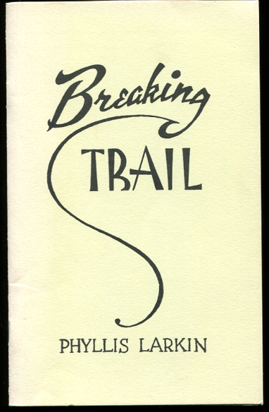 Image for Breaking Trail